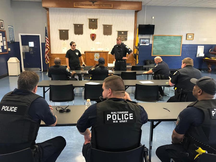 Police and Shomrim Training